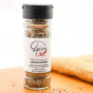 Lemon Pepper Shaker